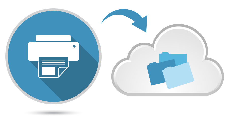 Scan directly to the cloud